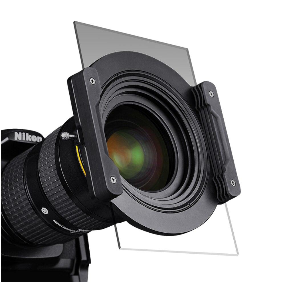 NiSi V5 PRO Kit 100mm Verre Carré Filtre Aviation En Aluminium 67mm Anneau Miroir Support Carré Plug-in feuille Système Pour Nikon Canon