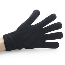 Термостойкие защитные перчатки для укладки волос инструмент для завивки выпрямитель перчатки M02075