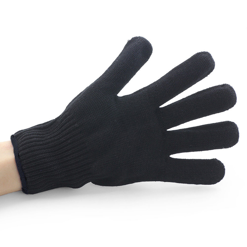Heat Resistant Proof Protection Glove Hair Styling Tool For Curler Straightener Glove M02075