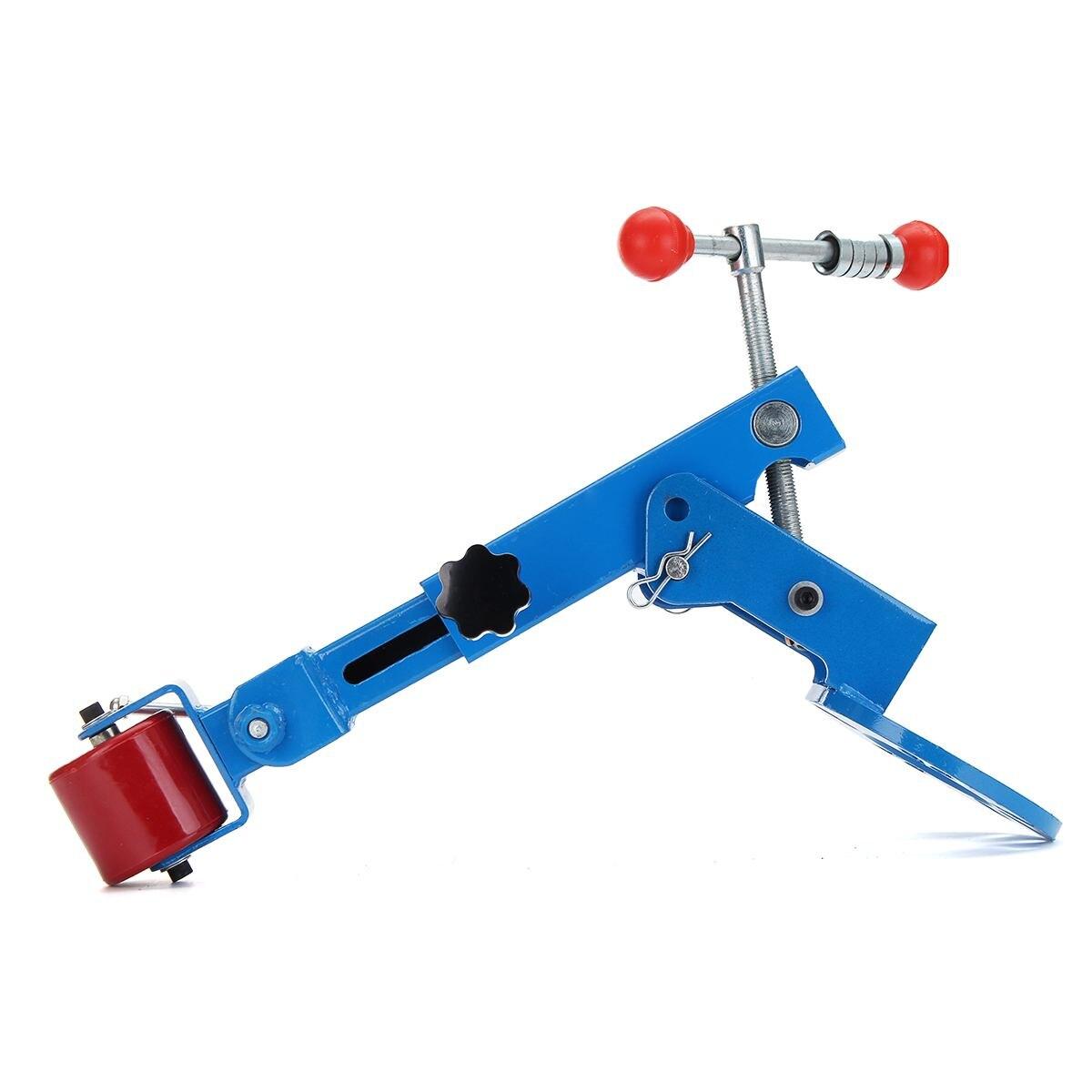Rouleau bleu pour Fender Réforme L'extension Outil Roue Rouleau Torchage Ancien Lourd Pièces De Machines à bois - 5