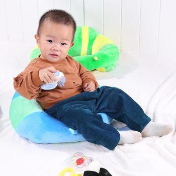 Zitstoel Voor Baby.Cartoon Baby Sofa Babyvoeding Zetels Sofa Ondersteuning Stoel Leren