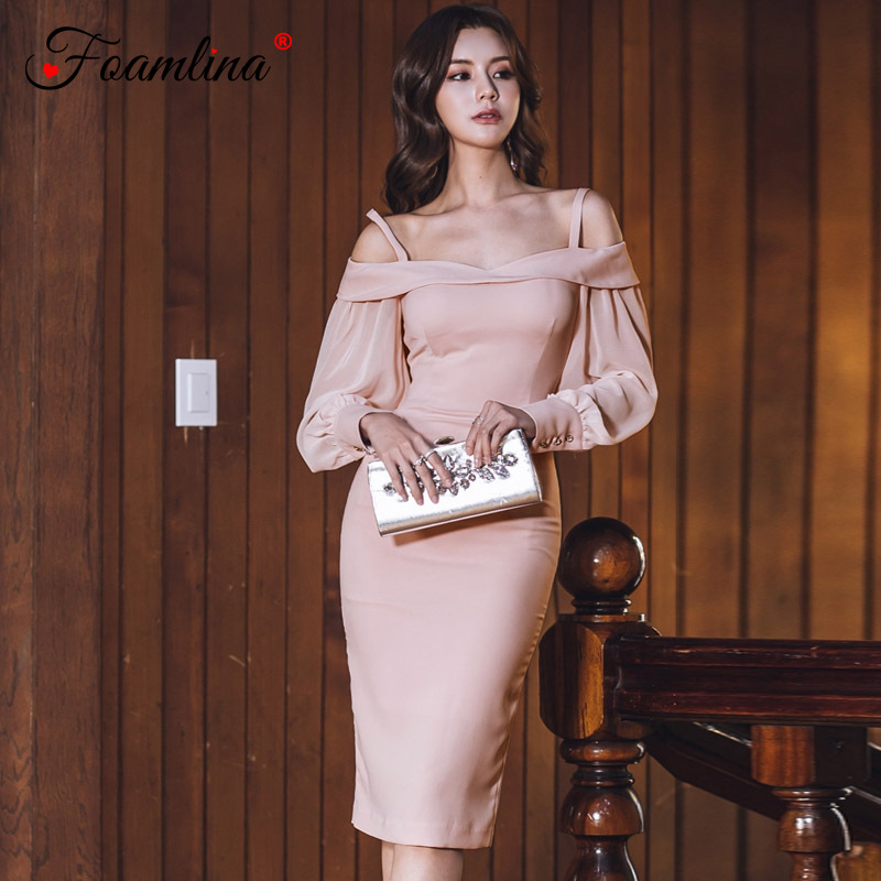 Bodycon dress with ruffle bottom of top jaipuria casual