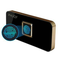Waterproof High Precision Recognition Fingerprint Fingerprint Lock