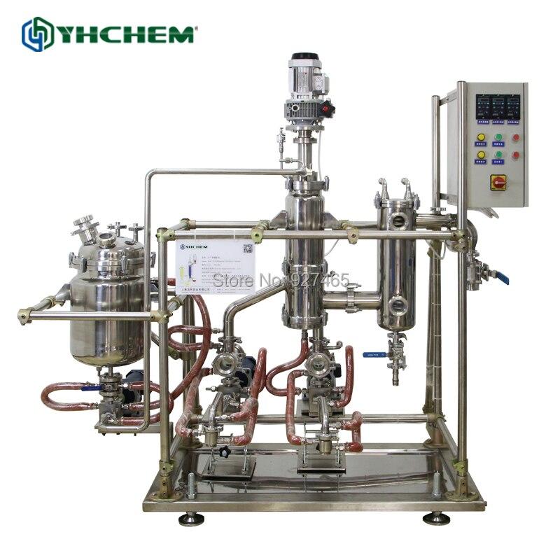 Stock Available YHCHEM YMD 1S 2 Super Quality Wiped Film Molecular Distillation