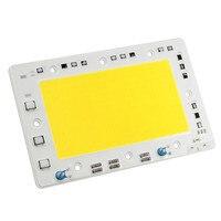 CLAITE 5pcs LUSTREON Pure White 150W 15000LM DIY COB LED Light Chip Bulb Bead 160x100mm For Flood Light AC 110V