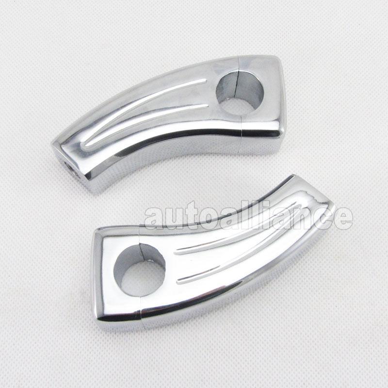 Rise 3 5inch Pull Back 1 5inch Chrome 1inch Handlebar Riser for Harley Honda Yamaha Suzuki Kawasaki Cruisers Touring