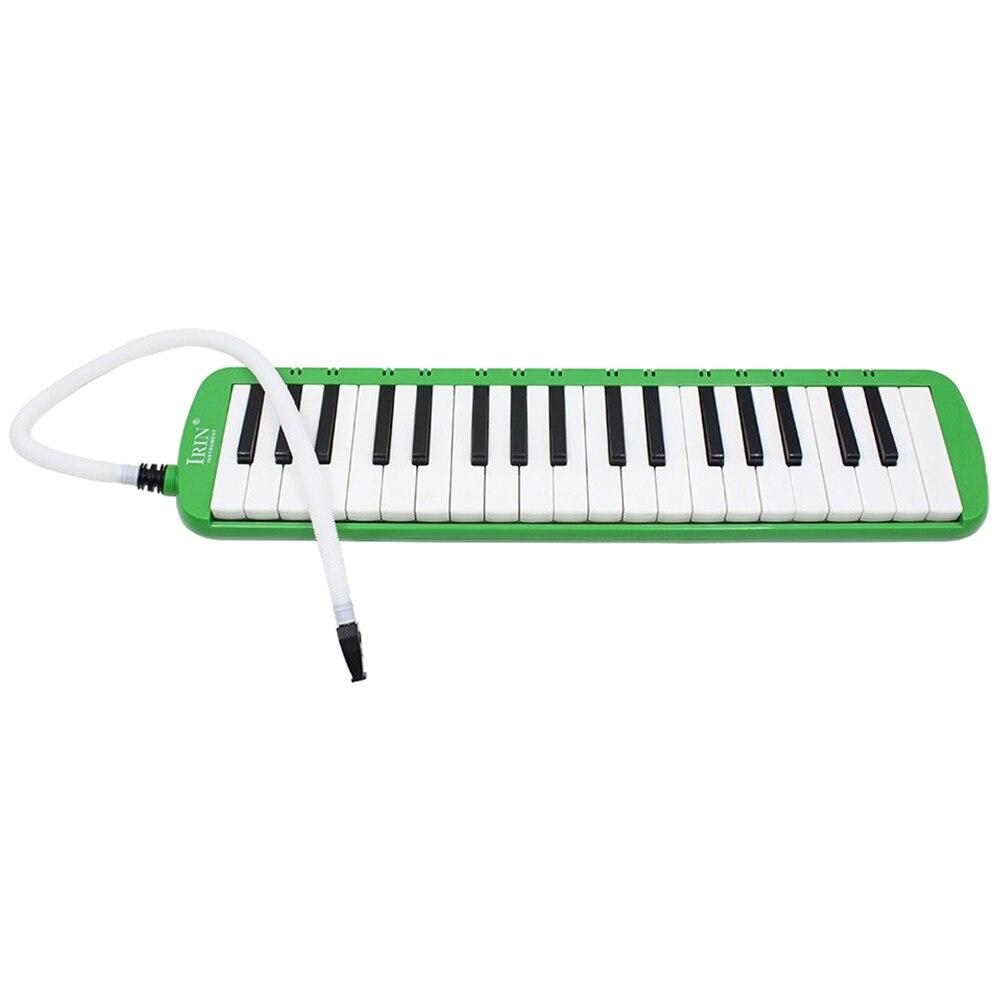Irin 37 Pianika Kunci Melodi Alat Musik Dengan Membawa Tas Untuk Siswa Pemula Anak Anak Hijau Harmonika Aliexpress