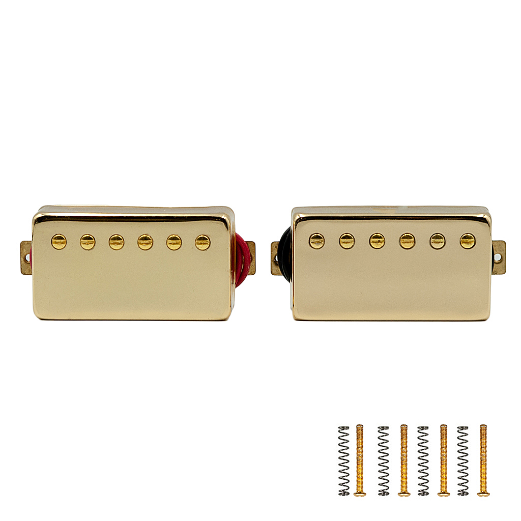 1set Double Coil Humbucker Pickup Set for Gibson LR Replacement