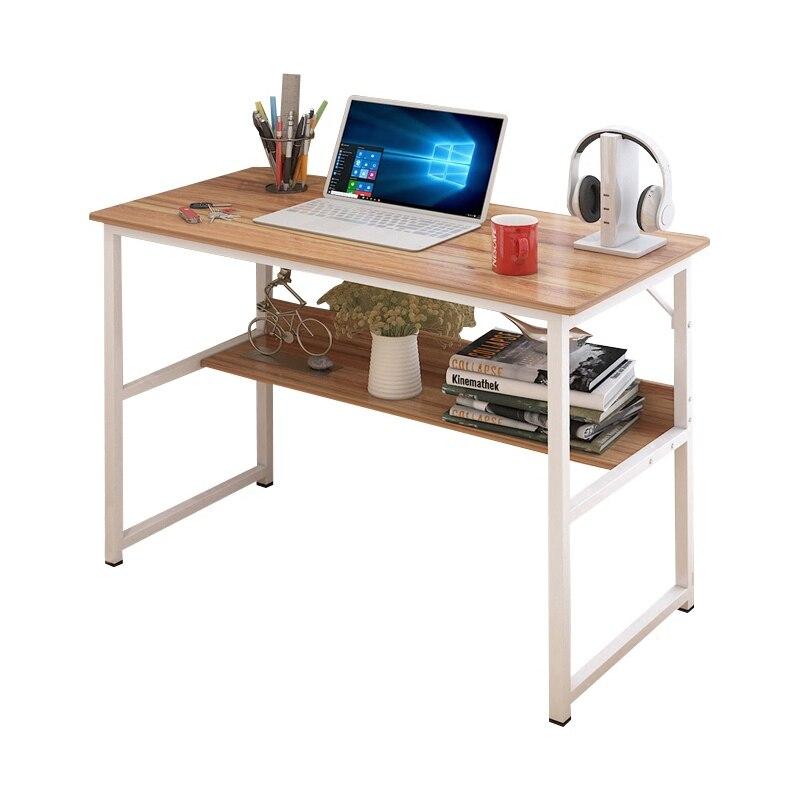Biurko petit Escritorio Mueble mobilier de bureau Support Ordinateur Portable lit Tavolo Mesa Tablo bureau bureau Ordinateur Table