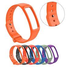 Rondaful Smart Bracelet Strap Color Black Purple Replacement Silicone Wristband for C1S C18 C1plus Men Women