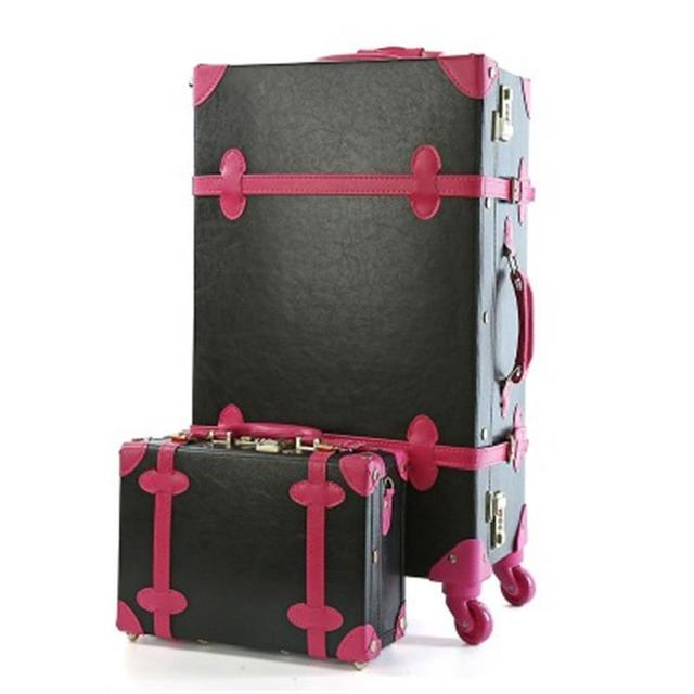 Women's Travel Rolling Luggage