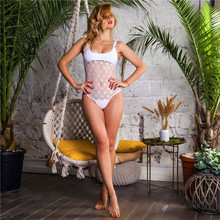 Female Monokini Padded Swimming Suit