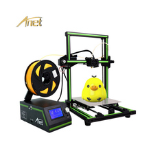 New Arrival Anet E10 3D Printer Price Rapid Prototyping 3D Printing Machine Prusa i3 3 D Printer Kit Easy to Assemble 3d Machine цена