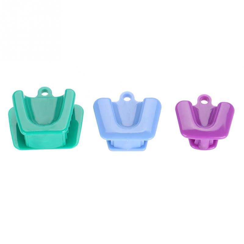 3 Teile/satz Dental Kieferorthopädische Cheek Retractor Kunststoff Dental Ausrüstung Zahn Intraorale Lip Cheek Retractor Klar Mund Opener Schönheit & Gesundheit