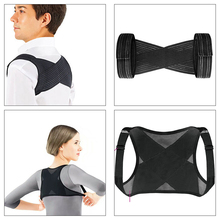 Foot care Adjustable Back Posture Corrector Male Female Magnetic Therapy Shoulde