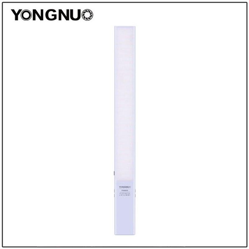 YONGNUO YN360S Ultra-mince, Ultra-léger poche bâton de glace LED lumière vidéo 5500 k contrôle LED par téléphone App bâton de lumière de remplissage
