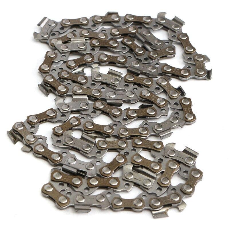 063 76 Stick Link Halbmeißel Kettensäge Ketten Hochwertige Säge Ketten 3-pack Kabel 325
