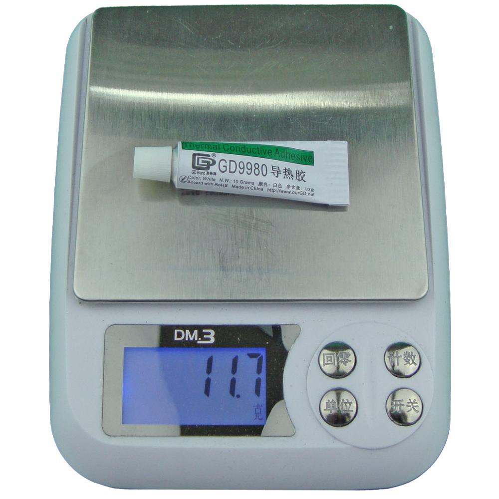 GD ապրանքանիշ ջերմամեկուսիչ սոսինձ - Համակարգչային բաղադրիչներ - Լուսանկար 3