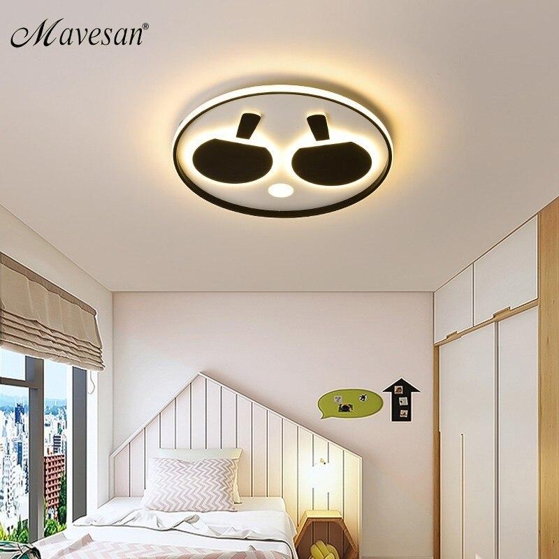 Kinder Zimmer Decke Lichter Für Schlafzimmer Unterstützung 110 V Und 220 V Fernbedienung Led Oberfläche Montieren Lampen Deckenleuchten & Lüfter
