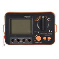 Test Instrument Digital Insulation Resistance Tester Megger MegOhm Meter