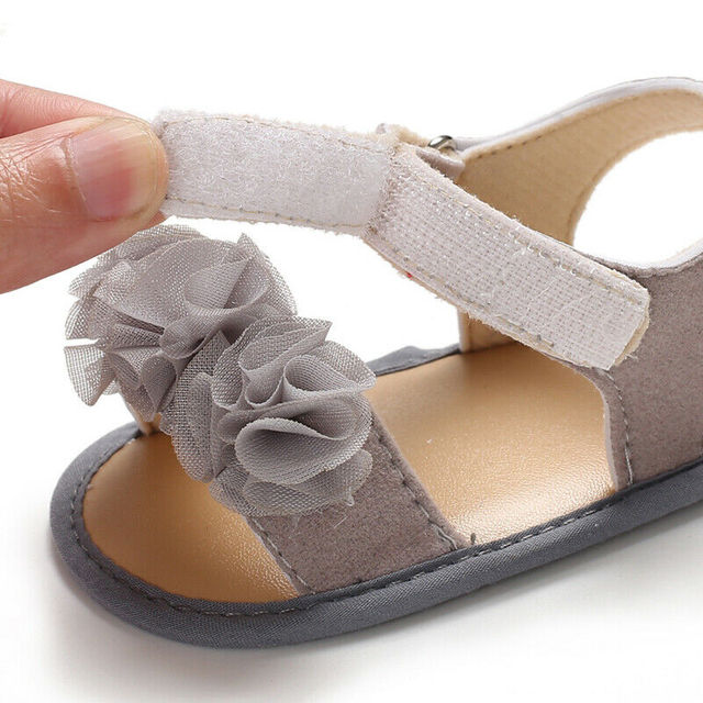 Sepatu Sandal Anak Model Bunga  5
