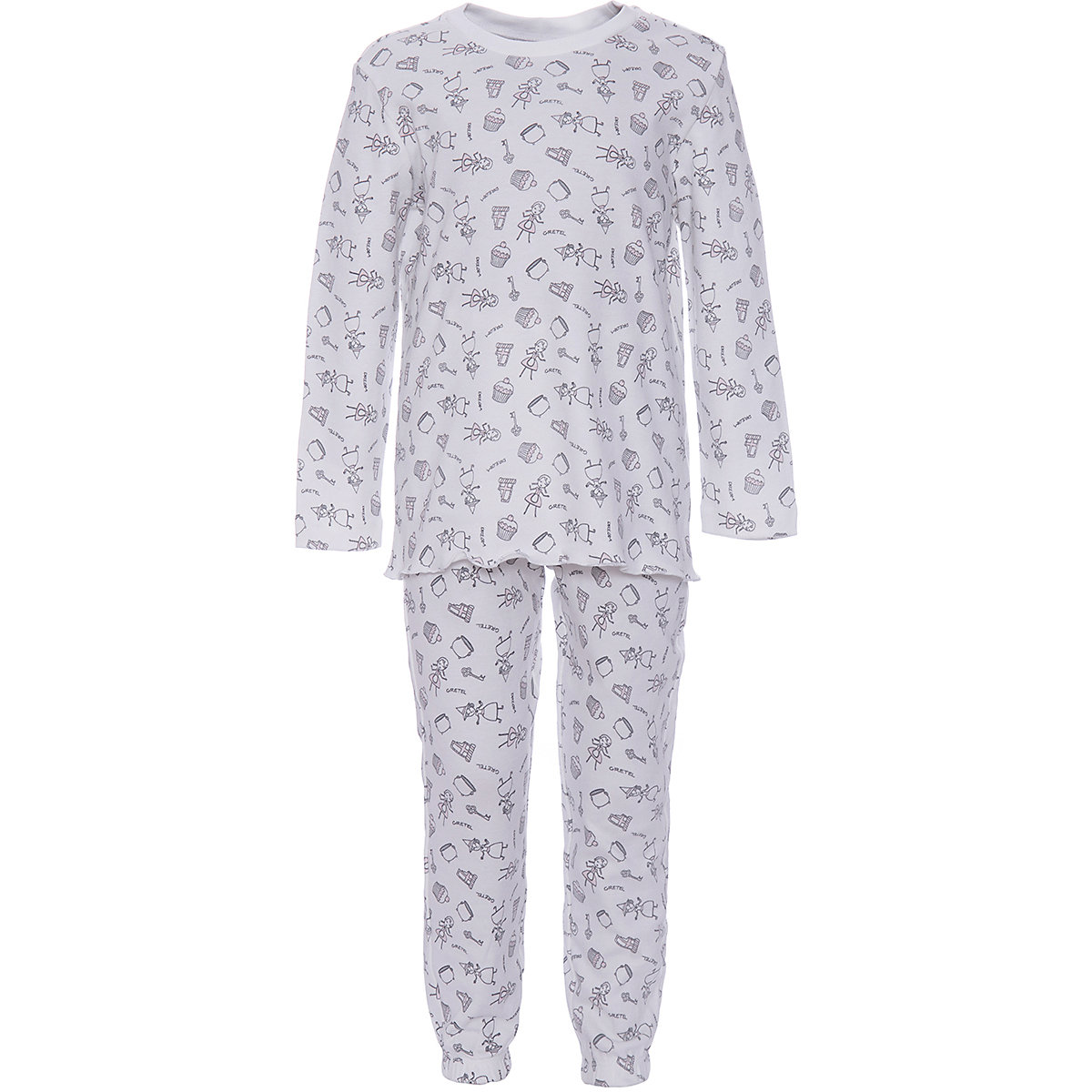 ORIGINAL MARINES Pajama Sets 9501970 Cotton Girls childrens clothing Sleepwear Robe parrot print cami pajama set with robe