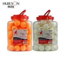 Huieson 60 шт/бочонок Профессиональный 3 звезды мяч для настольного тенниса D40+ мм 2,8 г ABS материал пластик мяч для пинг-понга для клубных тренировок