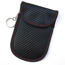 Car Key Signal Blocker Pouch RFID Cell Phone Blocking Protector Bag Fob Guard