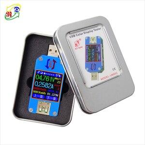 Image 5 - Цифровой USB тестер RD UM25 UM25C, usb 2,0 Type C