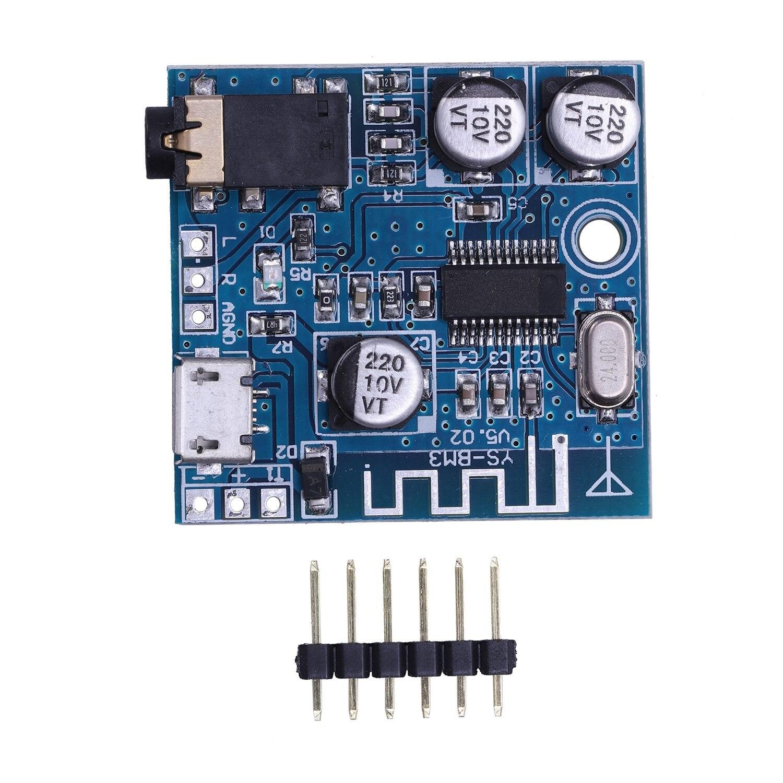 MP3 Wireless BM3 Bluetooth Audio Module Lossless Decoder V4.1 for DIY Speaker