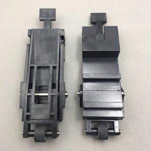 Image 5 - 4PCS macchina di Taglio di ricambio parti di pcut pizzicare rullo p taglio di carta rullo di gomma rullo di pressione per CT630 900 1200 plotter da taglio