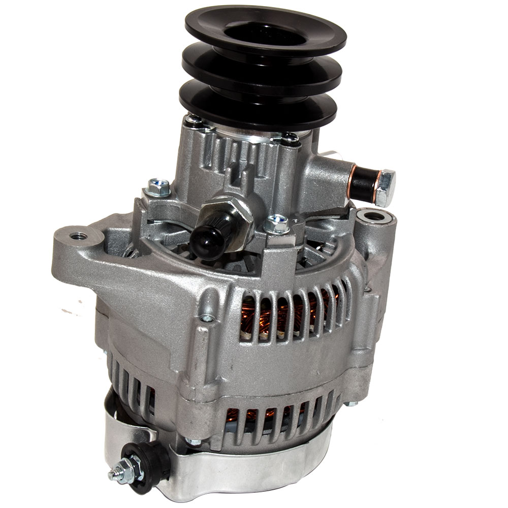 Alternator for <font><b>Toyota</b></font> Hi-Lux LN147 LN167 <font><b>engine</b></font> <font><b>5L</b></font> 3.0L Diesel 1997-2005 image