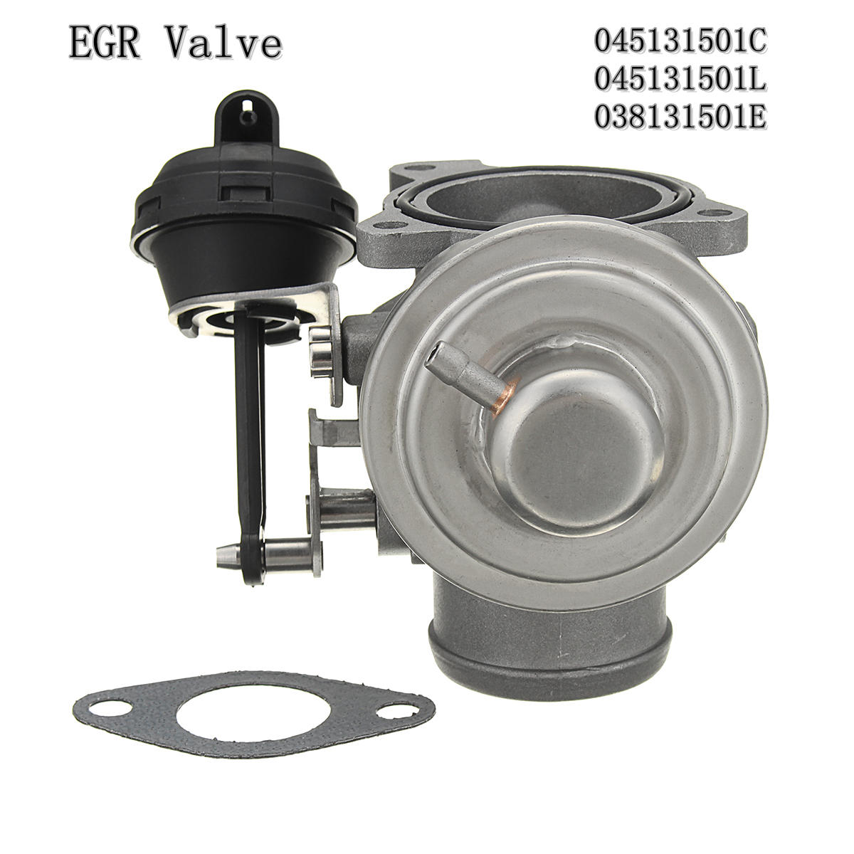 Клапан рециркуляции газа EGR выхлопной клапан для Volkswagen Golf IV Passat 1,9 TDi 1997-2006 045131501C 045131501L 038131501E