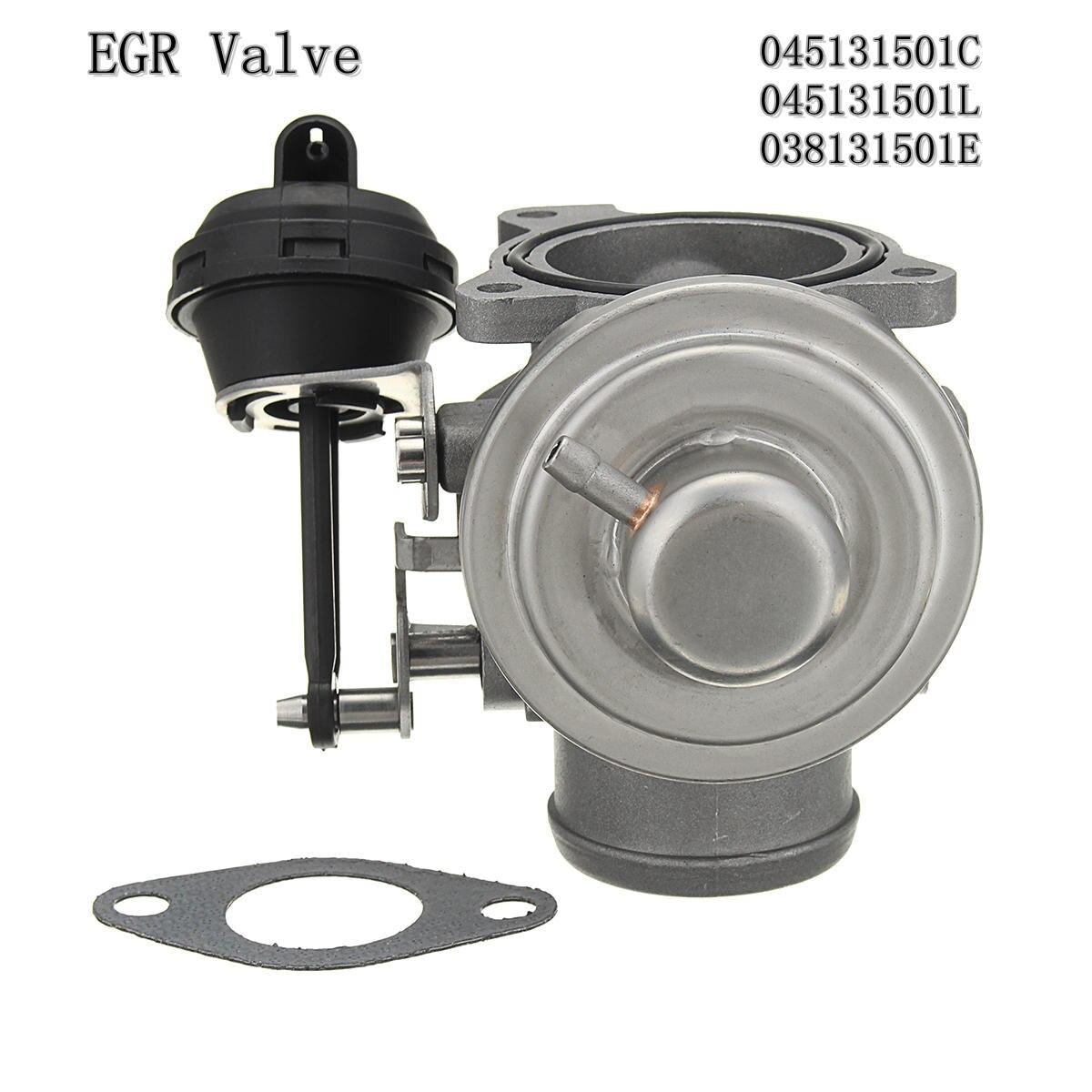 EGR Valve Exhaust Gas Recirculation Valve for Volkswagen Golf IV Passat 1.9 TDi 1997 2006 045131501C 045131501L 038131501E