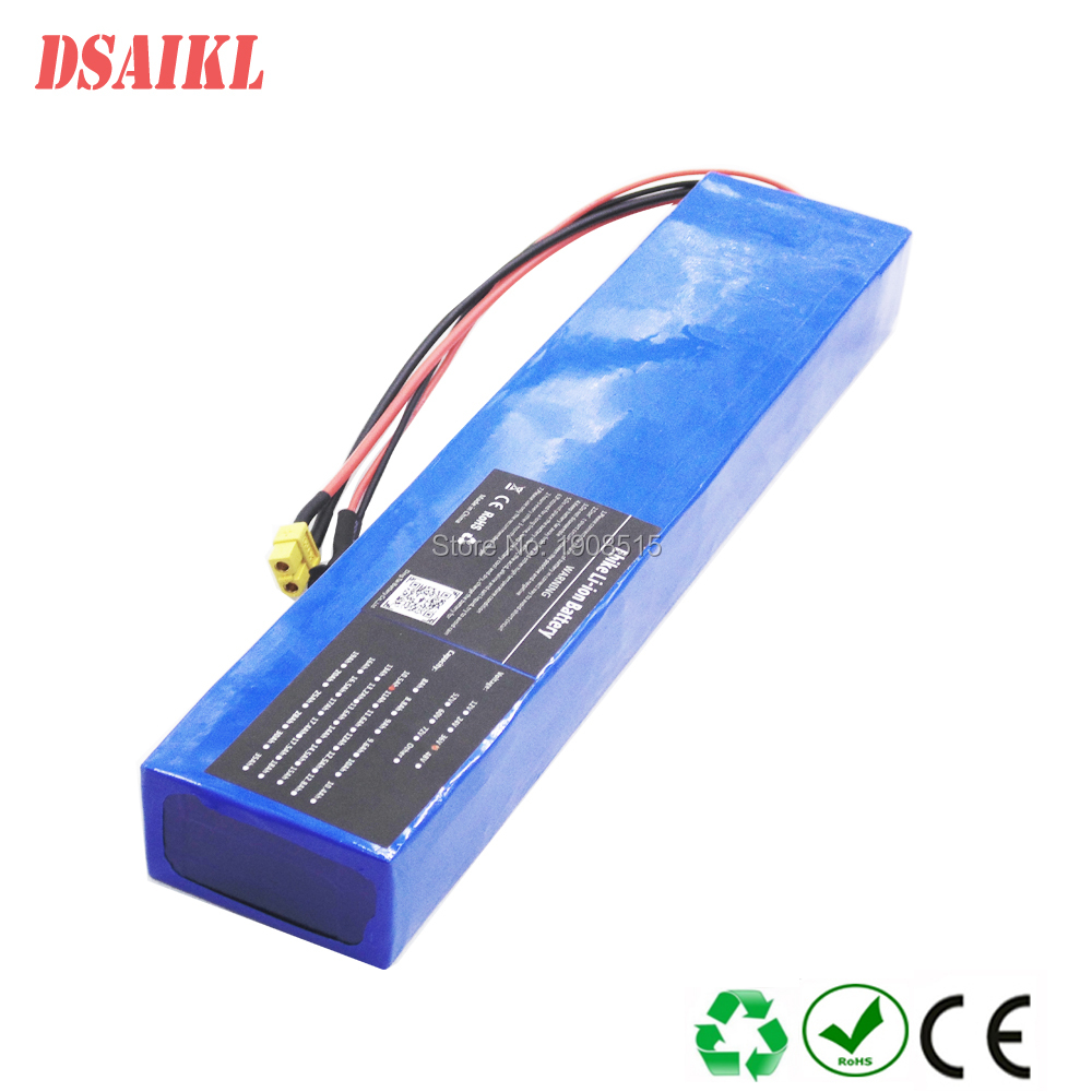 Replace 200W escooter insert <font><b>battery</b></font> pack <font><b>36V</b></font> <font><b>5Ah</b></font> 6Ah 7Ah 250W E-bike <font><b>battery</b></font> pack image