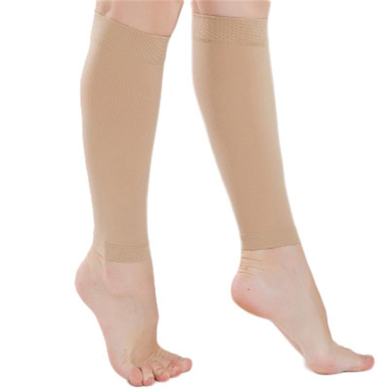 Compression Socks Secondary Compression Socks Anti-Curved Calf Elastic Non-Slip Sleeve Varicose Veins Burned Fat For Men Women