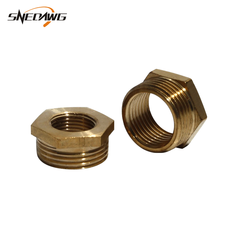 Brass <font><b>Pipe</b></font> Fitting Joint 20mm/25mm/<font><b>32mm</b></font> Exchange Female Male Thread <font><b>Pipe</b></font> Fitting 1/2'' 3/4'' 1'' Water <font><b>Pipe</b></font> Fitting Plug image