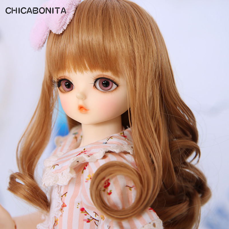 OUENEIFS Chica bonita Twinkle 1 4 BJD SD MSD Dolls Model Girls Boys Eyes High Quality