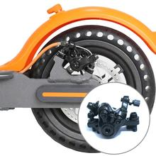 New Electric Scooter Black Brakes For Xiaomi M365 Electric Scooter Disc Brakes Left Black Front And Rear Wheel Disc Brakes starpad for xinyuan accessories x2x front disc brakes front and rear sheet for xinyuan x2 x2 x2x brakes 4