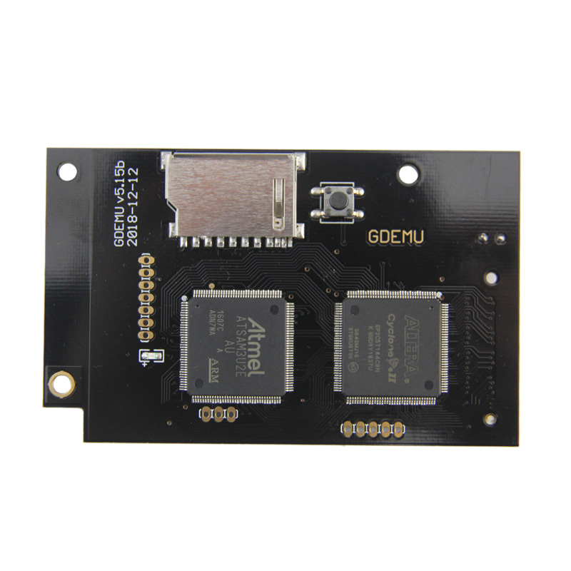 Optical Drive Simulation Upgrade Board For Dc Game Machine Built In Free Disk Replacement For Full