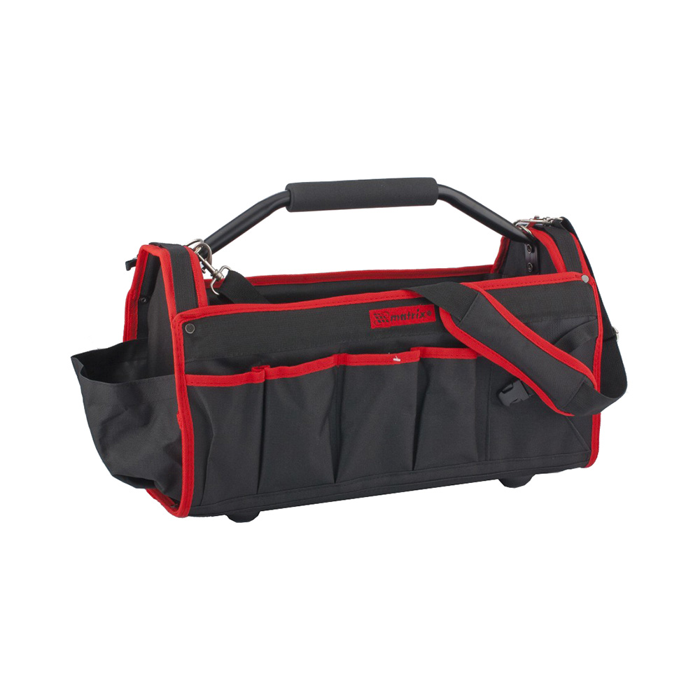 Tool Case MATRIX 90258 Tool Carrier Polyester Case tool bag matrix 90259