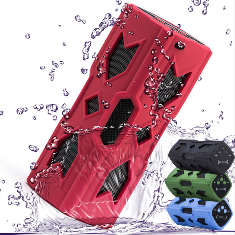 bluetooth speaker Waterproof new stereo outdoor audio charge