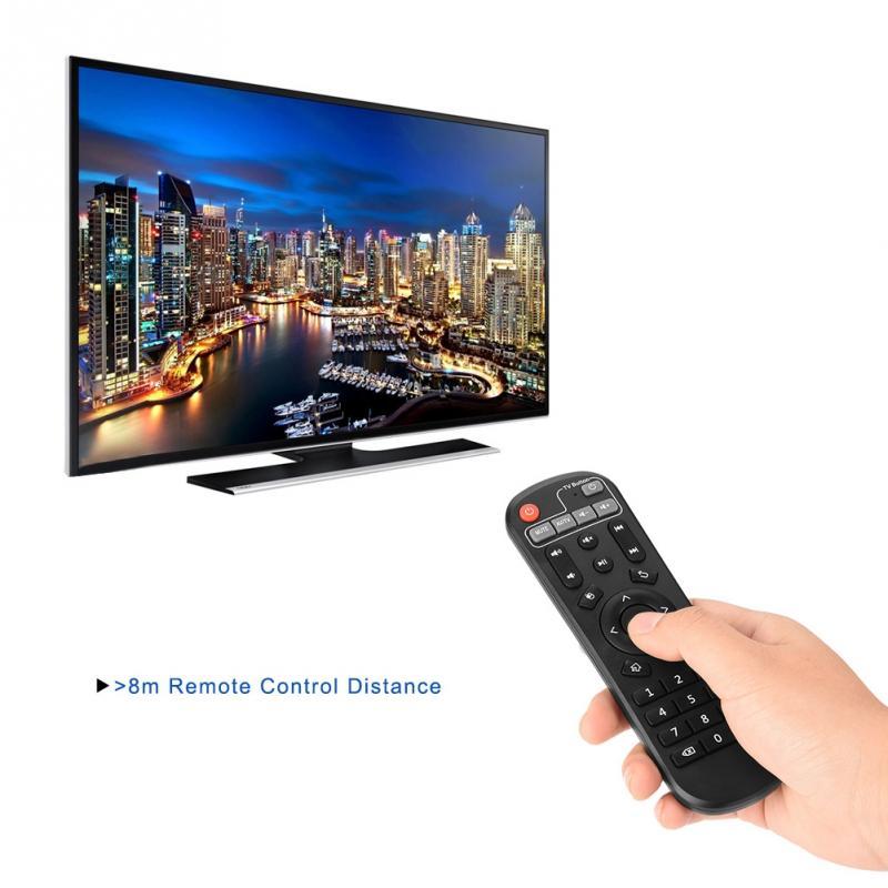 US $6 52 16% OFF|Control Set Top Box Remote Controllor 8m Distance TV Set  Top Box Remote Control For EVPAD Pro/2S/2T/Plus/Pro+/2S+ 2019 new style-in
