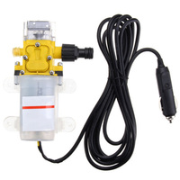 DC 12V 160PSI High Pressure Car Washer Cleaner Water Wash Pump Sprayer Tool US X