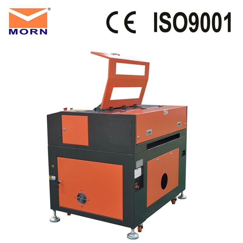 Coupeur en bois de découpeuse de Laser de CO2 de haute précision pour le panneau de commande amical de bois/MDF/acrylique - 2
