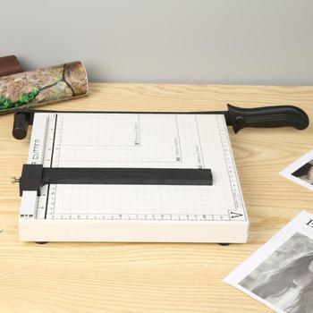 Professionale B5 Carta Di Carta Trimmer Ghigliottina FAI DA TE Album Di Foto Cutter Ufficio Taglierina Di Carta Di Taglio Portatile Paper Trimmer E Taglierine Professionali