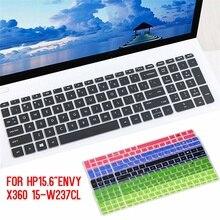 Dustproof Laptop Keyboard Skin Film Cover Protector For HP 1