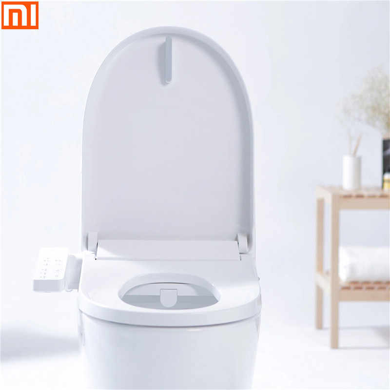Air Conditioning Appliance Parts Helpful Xiaomi Mi Small Whale Washing Intelligent Temperature App Smart Toilet Cover Seat With Led Night Light Ipx4 Waterproof Comfortable Feel