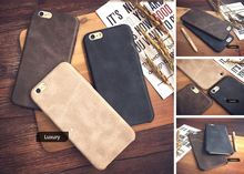 Genuine Original PU Leather Thin Slim Case Cover For Phone X 8 7 Plus XS MAX XR