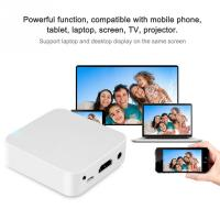 Wireless Smart Car WiFi Display Box mirror multiple device AV+HDMI Screen Mirrors Box Airplay mirroring multiple devices